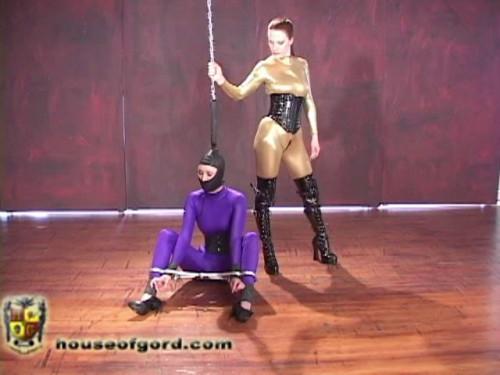 Slave 62 -Rigid Cuffed and Dragged