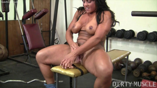 Bella Monet - She's Taking A Wild Ride. You'll See Every Stroke Female Muscle