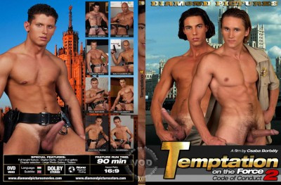 Temptation On The make Vol. 2 - Lucio Maverick, Renato Bellagio, Randy Jones Gay Retro