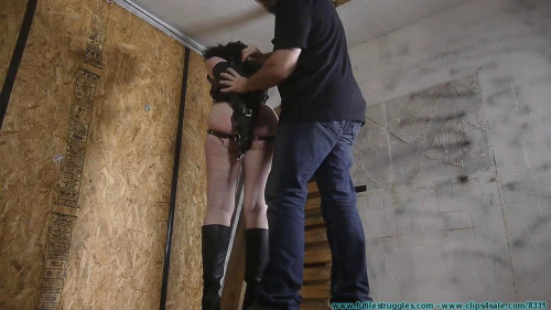 He Wanted a Pony Girl for Christmas 3 part - BDSM,Humiliation,Torture HD 720p BDSM