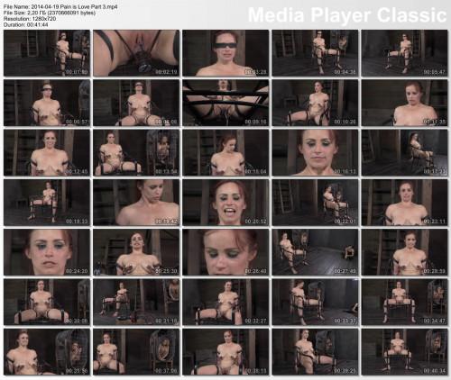 Pain is Love Part 3- HD 720p