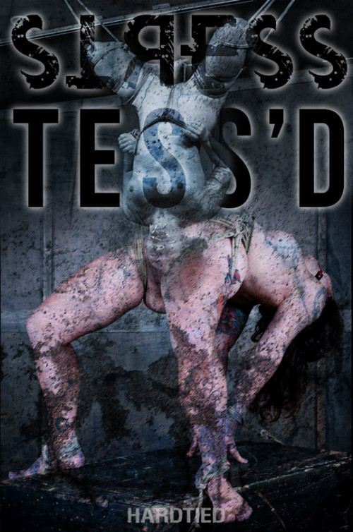 StressTessd - Tess Dagger - Tess is tape gagged and stressed to the max