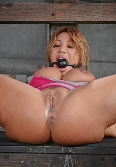 Busty MILF Ava Devine totally taken apart by dick, brutal deepthroat on BBC