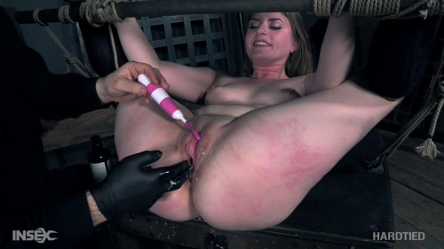 Dresden Rosey - Rosey Cheeks - Extreme, Bondage, Caning