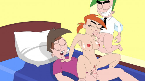 The Fairly Odd Friends