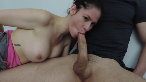 Ashley Alban - Suck this Hot Gym Guy Oral Sex