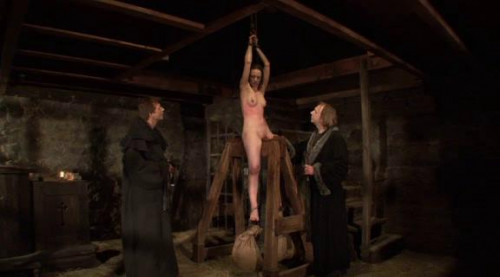Mittelalterliche Hexentortur