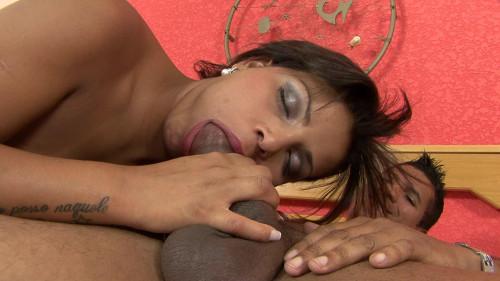 Gorgeous Latina loves anal sex Ebony