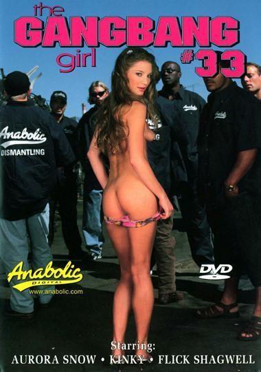 Hot Gang Bang Girl Vol. 33