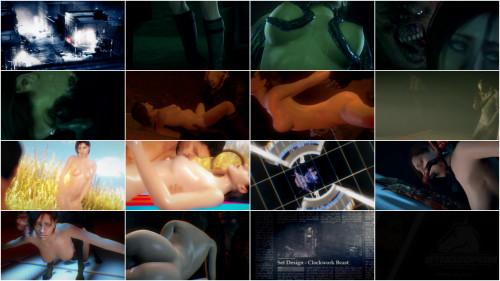 Nightmare: Code Valentine 3D Porno
