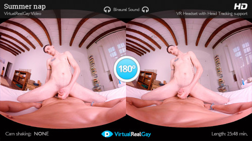 Virtual Real Gay - Summer nap (Android/iPhone)