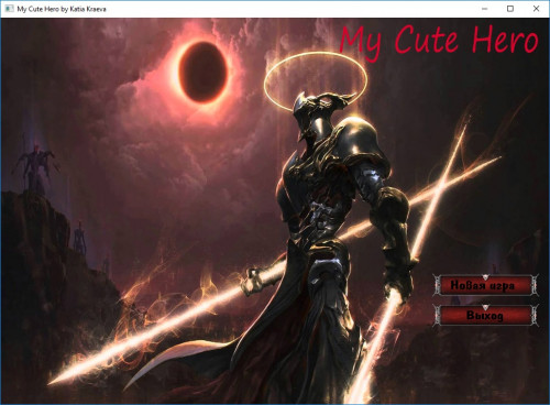 My Cute Hero - Visual Novels Hentai Games