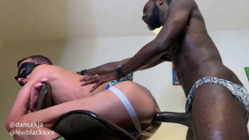 RawFuckC - DanceKja, Your African Prince - Two big ones stirring inside
