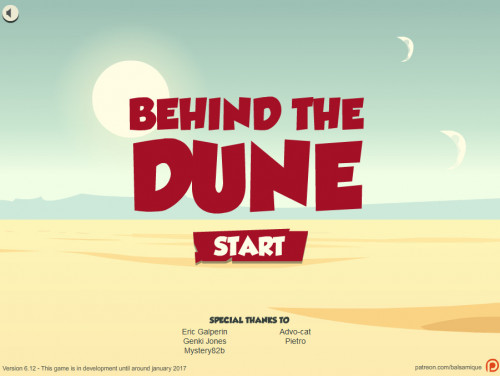 Behind The Dune Hentai games