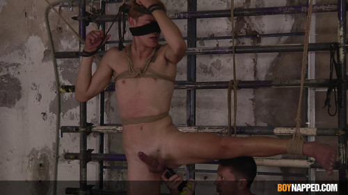 BoyNapped Used By A Chav Brit Boy - Part 1 Gay BDSM