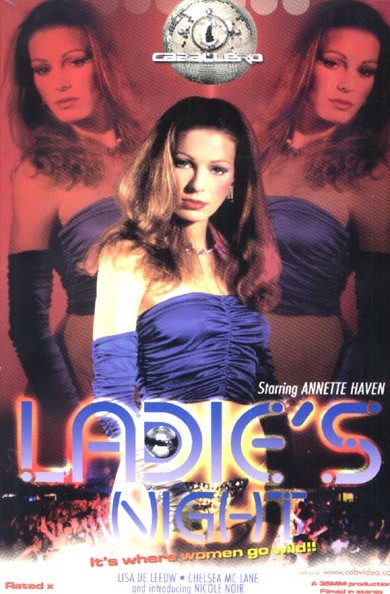 Ladies Night (1980) - Annette Haven, Lisa De Leeuw, Nicole Noir Vintage Porn