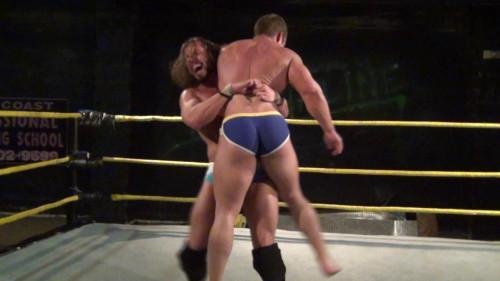 Garrett Thomas vs Joey Angel Gay BDSM