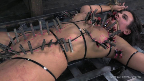 Penny Barber - Beat the Brat  part 2 - BDSM, Humiliation, Torture