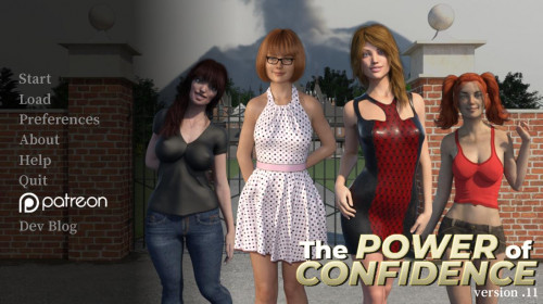 The Power of Confidence Porn games