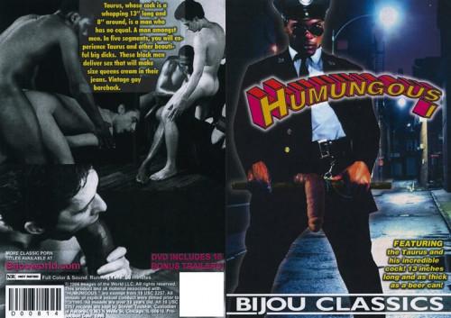 Barebacked Humungous  Vol. I (1986) - Taurus, Tom, Kyle Hazzard
