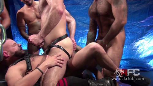 Aiden Hart Gang Bang Gays