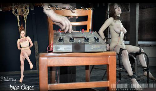 Realtimebondage - Feb 11, 2012 - I Own Her Face Part Three - Iona Grace