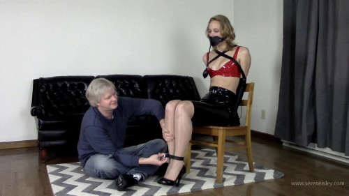 Mia Vallis - Six Inch Heels, Latex, and Leather