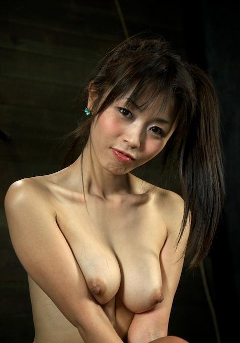 Cute innocent Japanese girl have best orgasm
