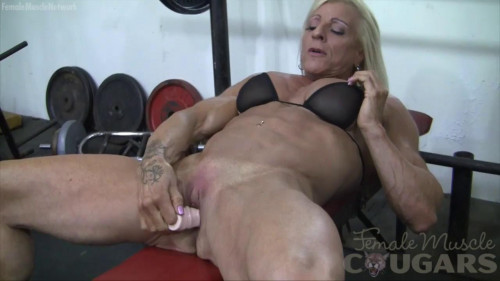 Laceys Gym Masturbation Is As Good As It Gets