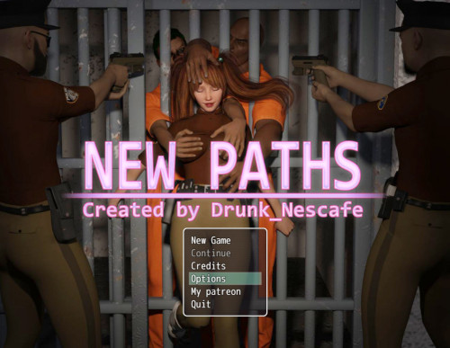 New paths v0.12 Rpgm Erotic games