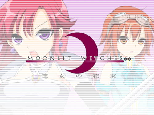 Moonlit Witches two Hentai Games