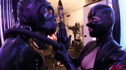 The Latex Duo Miss Velour and Miss Alexia - HD 720p BDSM Latex