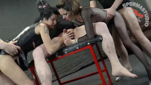 Desiree X Filled To The Rim Spermastudio 1080p