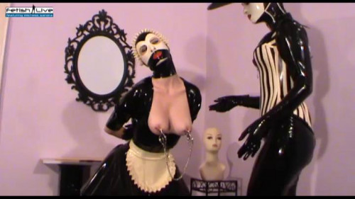 Fetish Live and Latex part 2