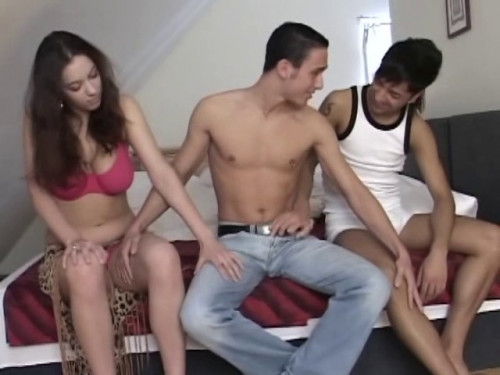 Bareback Bisex Cream Pie Film vol.2 Bisexuals