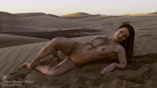 Melisa Mendini – Dunes Sunrise