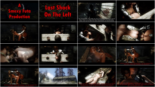 Last Shack On The Left (Remake) 3D Porno