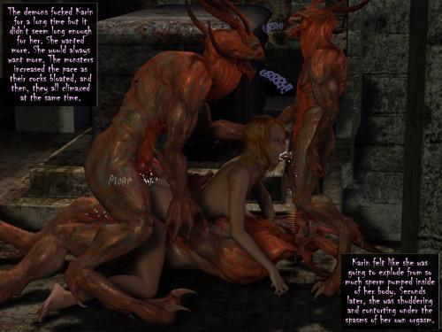 3D Monster Stories (Vol. A-M, eng, 4166 pages, jpg) Comics