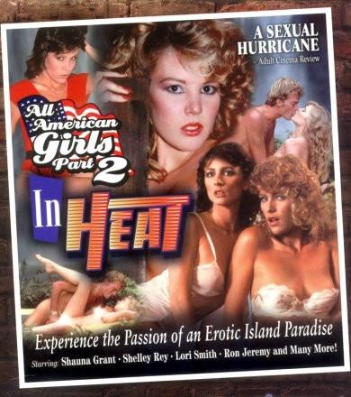 All American Girls Part 2 In Heat - Shauna Grant, Shelley Rey, Lori Smith Vintage Porn
