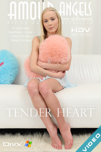 AmourAngels - Tender heart ursula - (by fredy riger) Erotic Video