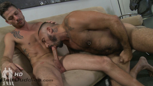 Keaton Keller and Alessio Romero
