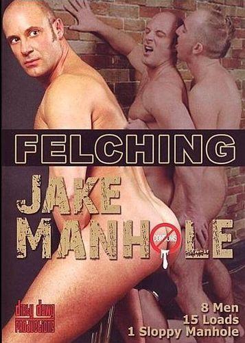 Dirty Dawg - Felching Jake Manhole