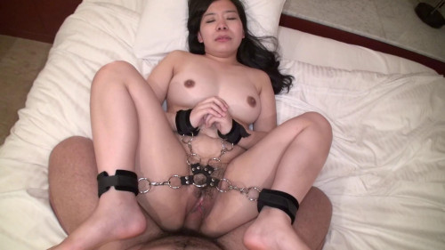 Make A Tied Amature Girl Cum Uncensored Asian