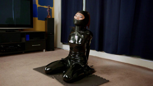 Throating Dissolved - Domination HD BDSM Latex