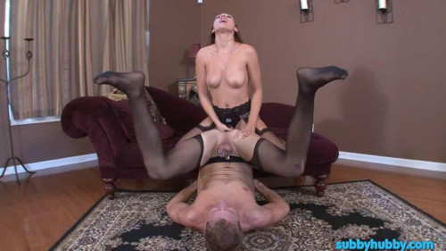 Nothing But Your Wife's Servant Part 6 Femdom and Strapon