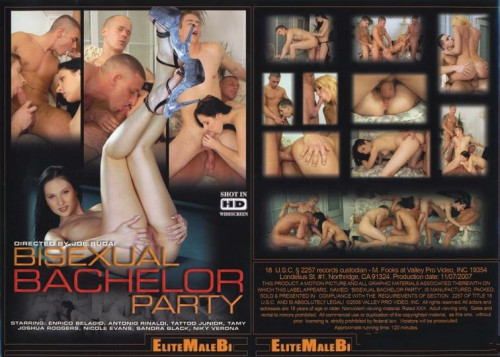 Bisexual Bachelor Party Bisexual