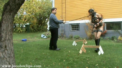 How To Train A Ponygirl - Juliette - Scene 2 - Full HD 1080p