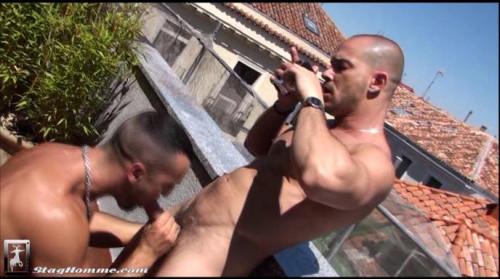 Stag Homme - Abraham Al Malek Gay Movies