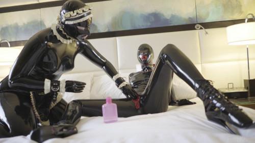 Condom Suit Nenetl - Scene 1 - Nenetl Avril and Mickey Mod - UltraHD 2160p