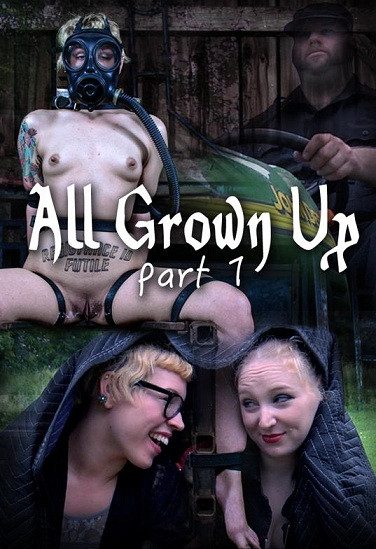 All Grown Up Part 1 , Elizabeth Thorn - HD 720p